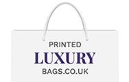 Printed Luxury Rope Handle Bags