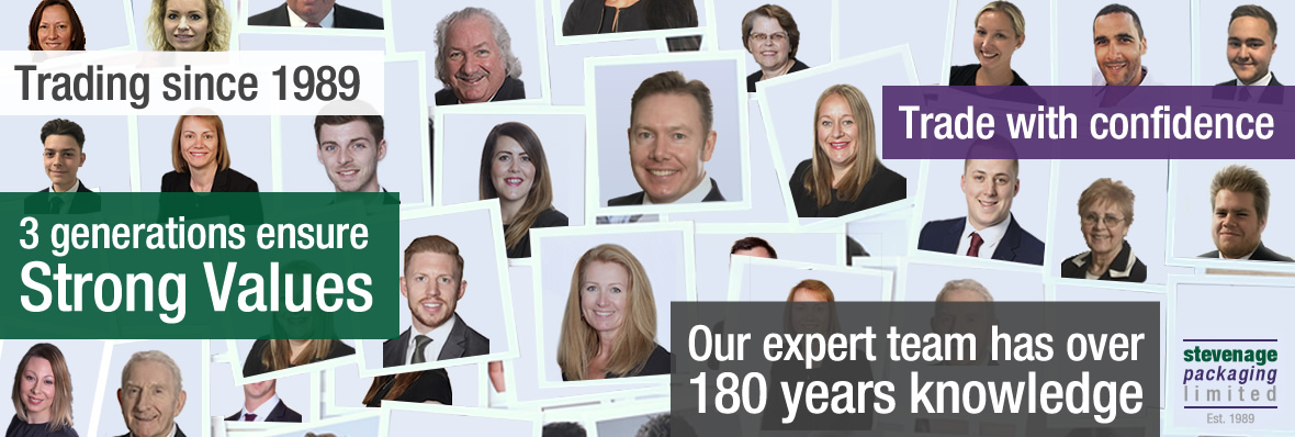 Our team covers 3 generations and has over 180 years of knowledge