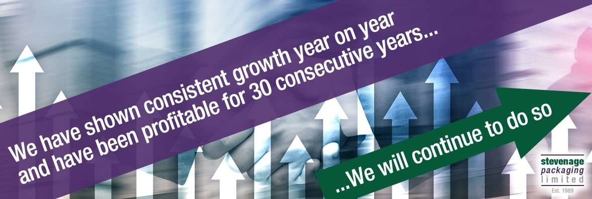 We have shown consistent growth year on year for 30 years