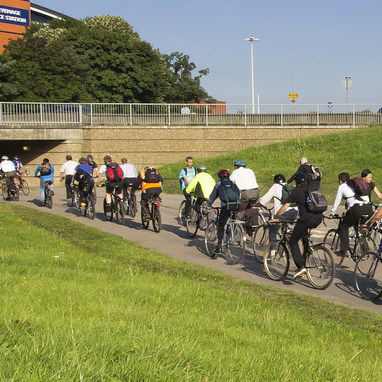 Stevenage Cycleways