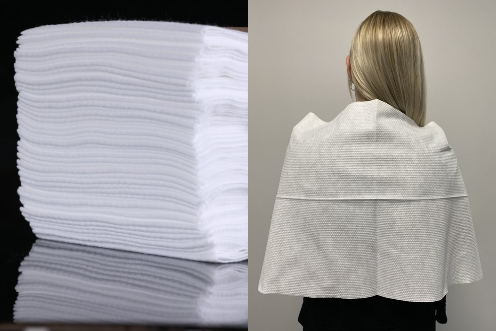 Luxury Disposable Hairdressing Towels